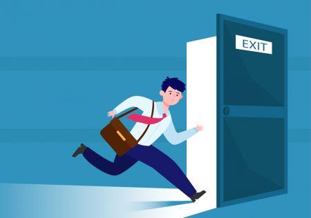 برای امروز کافی است. چه زمانی باید تجارت در Pocket Option را متوقف کنید؟
